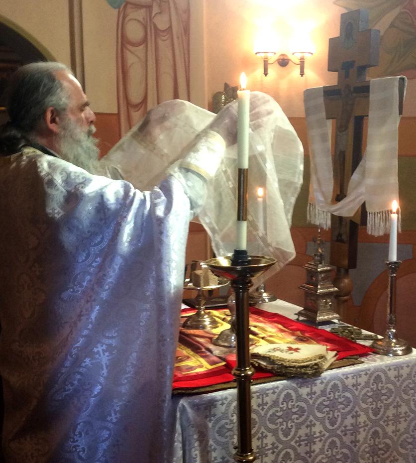 Divine Liturgie Symbole de foi