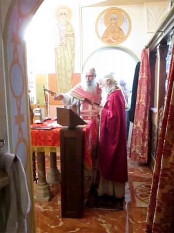 Divine Liturgie Anaphore