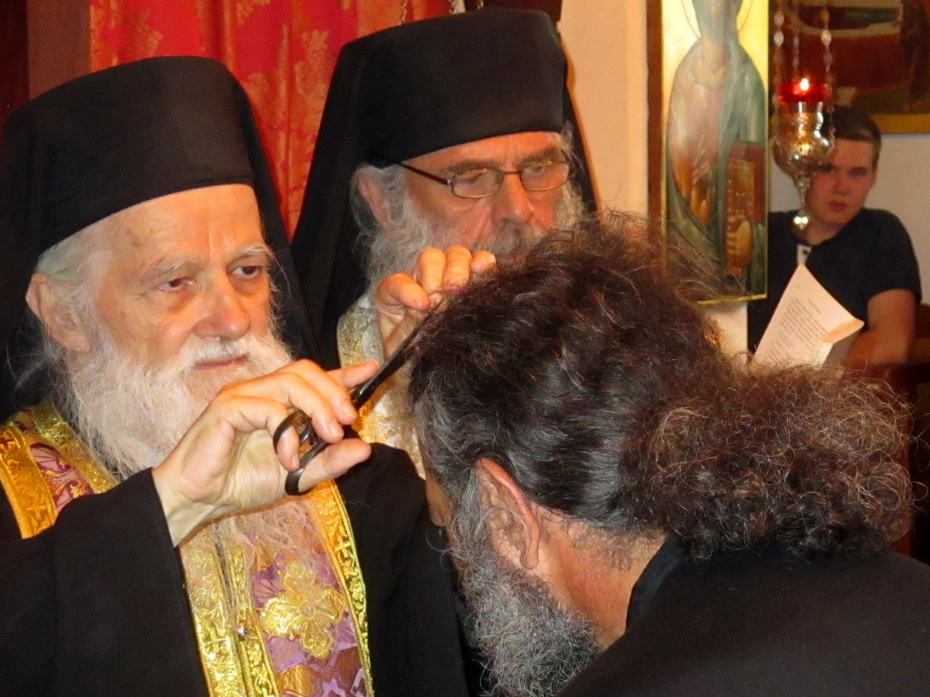 profession monastique
